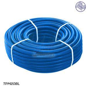 BLINDOPLAST - Corrugato Blu d.20 MT100