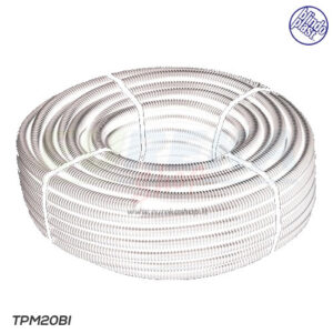 BLINDOPLAST - Corrugato Bianco d.20 MT100