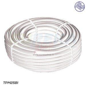 BLINDOPLAST - Corrugato Bianco d.25 MT50