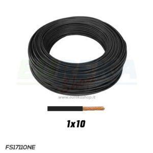 CAVO FS17 1X10 NERO