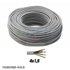 CAVO FG16R16-0.6/1KV 4G1.5