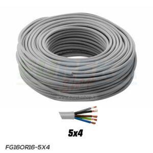 CAVO FG16R16-0.6/1KV 5G4