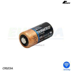 Batteria al litio per sensori