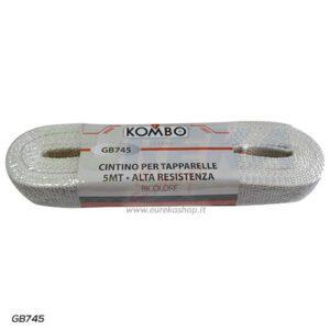 Corda per tapparella bianca, super resistente, 5mt