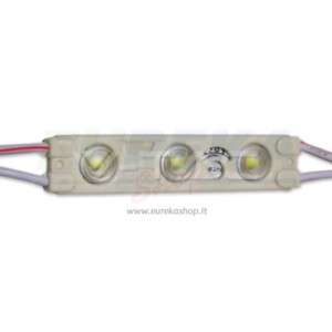 LED Module 3SMD Chips SMD2835 Red IP67