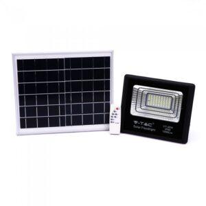 16W LED Solar Floodlight 4000K