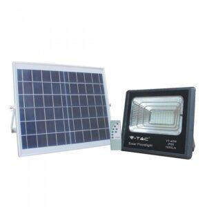 16W LED Solar Floodlight 6000K