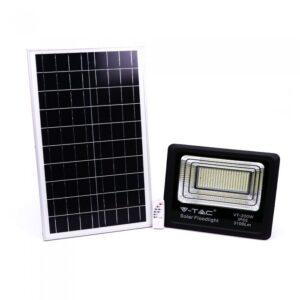 40W LED Solar Floodlight 4000K