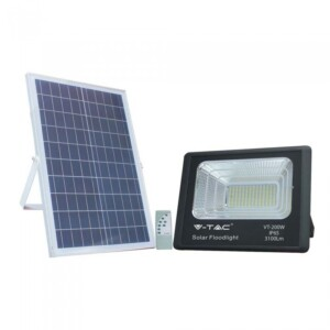 40W LED Solar Floodlight 6000K