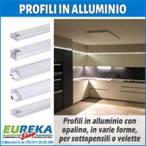 03 profili in alluminio